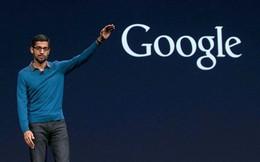 Tổng giám đốc Google nhận khoản tiền thưởng kỷ lục
