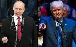 Tổng thống Putin và ông Donald Trump có lập trường giống nhau