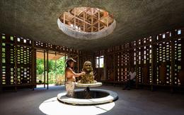 Căn nhà độc đáo của nghệ nhân gốm Việt được báo ngoại ca ngợi