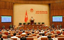 Hôm nay, Quốc hội bầu Thủ tướng và miễn nhiệm Phó Chủ tịch nước