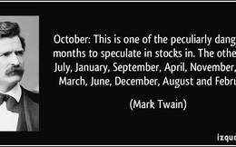 [Câu chuyện cuối tuần] Bài học từ thất bại thê thảm của nhà văn Mark Twain trên thị trường chứng khoán