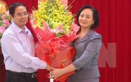 Trao quyết định của Bộ Chính trị chuẩn y Bí thư Yên Bái