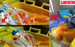 Bộ Y tế yêu cầu Bệnh viện Bạch Mai báo cáo về chất thải y tế