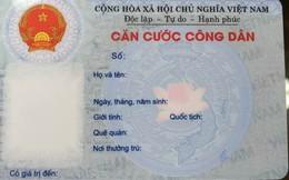 Trình tự cấp, đổi, cấp lại thẻ Căn cước công dân