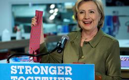 Bà Clinton bứt phá ngoạn mục, bỏ xa Donald Trump