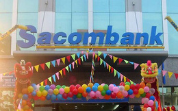 Sacombank: Dự phòng rủi ro tăng làm giảm lợi nhuận 6 tháng