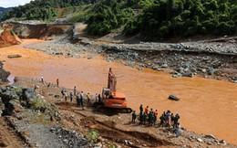 Bộ Công Thương thành lập Tổ Điều tra sự cố thủy điện Sông Bung 2