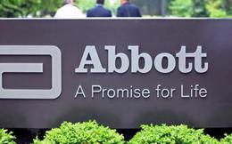 Abbott thâu tóm công ty sản xuất thuốc có 2 nhà máy trị giá 18 triệu USD