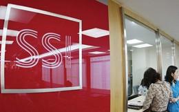 SSI: Lãi hợp nhất thấp hơn nhiều so với công ty mẹ