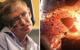"""Stephen Hawking: """"Chúng ta đang sống trong thời kỳ nguy hiểm nhất lịch sử nhân loại"""""""