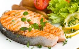 Cá: Siêu thực phẩm tốt cho sức khoẻ con người
