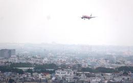 Tân Sơn Nhất: Nhiều tia laser chiếu vào máy bay hạ cánh