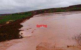 Vỡ đường ống xút Nhà máy alumin Tân Rai