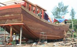 Một số ngân hàng từ chối cho ngư dân vay đóng tàu đánh bắt xa bờ