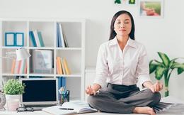 Ngồi thiền để mở ra cánh cửa sáng tạo và nhiệt huyết trong công việc