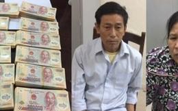 """Bắt giữ vụ vận chuyển tiền giả cực """"khủng"""" tại Hà Nội"""