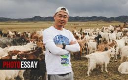 Những cảnh đẹp như mơ của phượt thủ đi 3.500 km trên thảo nguyên Mông Cổ