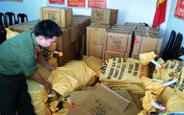 Giám đốc công ty khai thác vàng tuồn hàng tấn thuốc nổ ra ngoài
