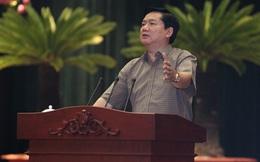 Ông Đinh La Thăng: TP HCM phải giành lại vị trí số 1!