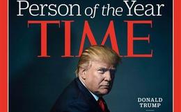Donald Trump được tạp chí TIME bầu là Nhân vật của năm