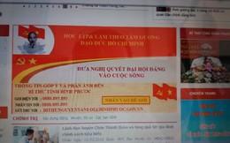 Bí thư Tỉnh ủy Bình Phước công bố đường dây nóng