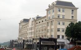 Thái Nguyên: Hàng loạt công trình xây dựng sai phép tại Hồ Núi Cốc