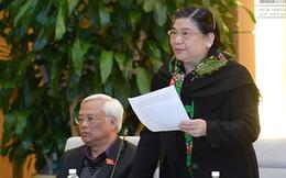 Yêu cầu trình Luật Biểu tình tại Kỳ họp thứ XI của Quốc hội