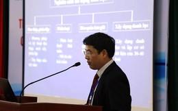 Tân giáo sư trẻ nhất 2016 Trần Đình Thắng