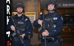 An ninh thắt chặt ở tòa tháp Trump