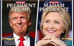 """Cuộc bầu cử """"kì lạ"""" và bữa trưa đạm bạc của người Mỹ"""