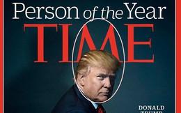 """TIME bị cáo buộc """"chơi xỏ"""" Donald Trump dù bình chọn tổng thống đắc cử của Mỹ là Nhân vật của năm"""
