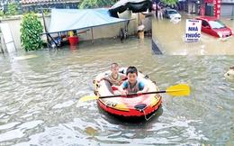 'Nhấn chìm' dự án thoát nước ngàn tỷ ở Thủ đô?