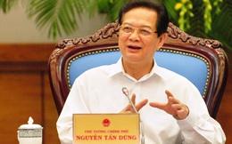 Thủ tướng chủ trì phiên họp Chính phủ thường kỳ tháng 1/2016