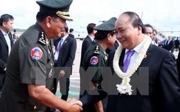 Chuyến tham dự Hội nghị CLV-9 của Thủ tướng thành công tốt đẹp