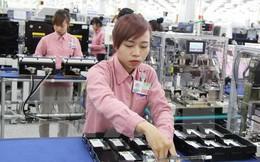 Điện thoại, dệt may và da giày đứng đầu nhóm hàng xuất siêu