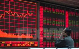 Sắc đỏ phủ ngập chứng khoán châu Á do lo ngại về kinh tế Mỹ