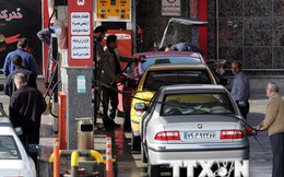 EIA: Sản lượng dầu mỏ của Iran tăng lên 3,7 triệu thùng vào 2017