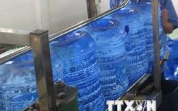 Hà Nội: Xử phạt nhiều cơ sở nước uống đóng chai không đạt chuẩn