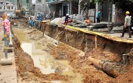 Tiền Giang: Lại vỡ đường ống nước 50.000 hộ dân bị ảnh hưởng