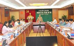 Uỷ ban Kiểm tra Trung ương đề nghị cảnh cáo cựu Bộ trưởng Vũ Huy Hoàng