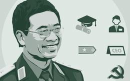 Chân dung ông Nguyễn Mạnh Hùng là sếp doanh nghiệp đầu tiên trở thành Ủy viên Quân ủy Trung ương