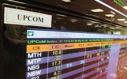 Giá trị giao dịch sàn Upcom đã tăng gần 3 lần sau 1 năm nới biên độ lên 15%