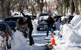 Số người chết vì bão tuyết Mỹ tăng lên 22 người