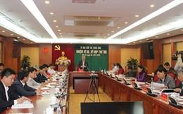 Kỷ luật cán bộ vụ Trịnh Xuân Thanh: Giữ vững niềm tin của dân với Đảng