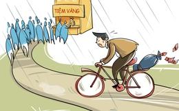 Cơn điên của vàng tại Việt Nam đã trôi qua như thế nào?