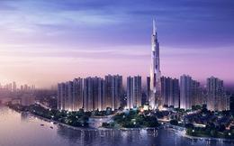 Cuối năm 2018 tòa nhà cao nhất Việt Nam Landmark 81 sẽ hoàn thành