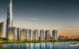 Siêu dự án Vinhomes Golden River sẽ bàn giao những toà đầu tiên vào tháng 12/2017