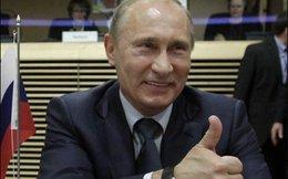 Kinh tế Nga suy thoái nhưng đây là điều khiến ông Putin mỉm cười mãn nguyện