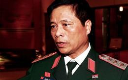 Thượng tướng Võ Tiến Trung: Việt Nam không bao giờ nhân nhượng chủ quyền