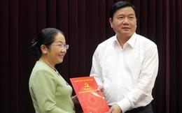 Bà Võ Thị Dung làm Phó Bí thư Thành ủy TP HCM
